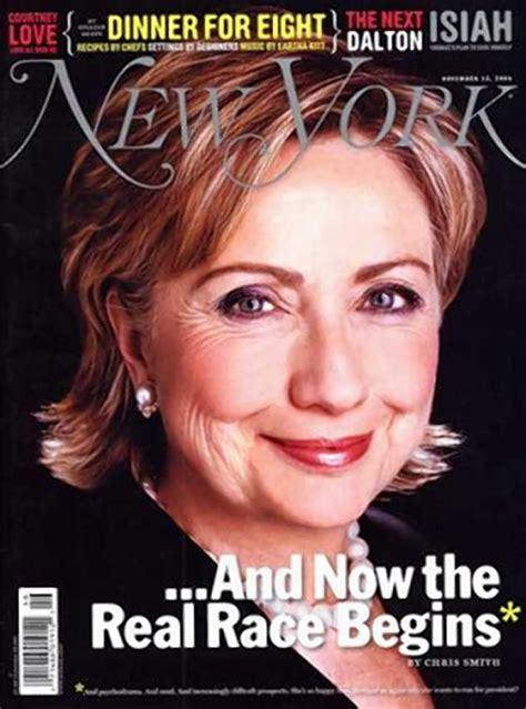 Hillary Clinton Cover by Stasi Judy Rapfogel Had To Know Husband Was Stashing