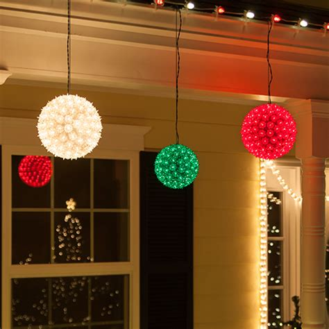 10 christmas light ideas in 10 minutes or less