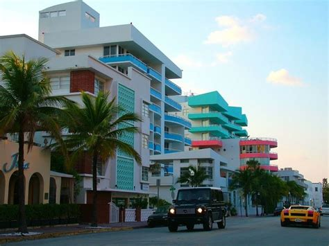 south miami deco district favorite places in the usa pi
