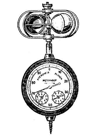 Прибор для измерения скорости ветра и газовых потоков 9 букв Кроссворды и сканворды