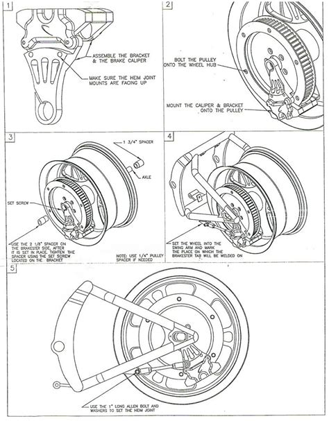 Sportster Xlch Pulley Assembly Diagram Harley Schemas
