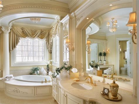 Bathrooms With Luxury Features