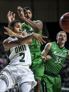 Ohio Men Beat Marshall 85