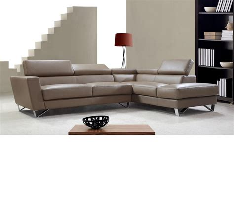 dreamfurniturecom waltz beige leather sectional sofa