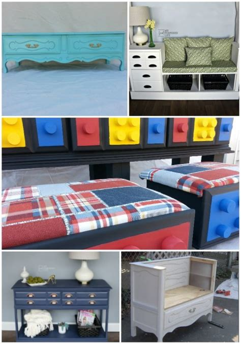 repurpose furniture  household items  repurposed life rescue  imagine repeat