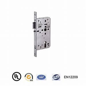 China Night Latch Mortise Lock For Escape Door  Euro