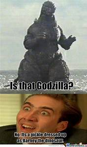 Godzilla? by markwerdal - Meme Center