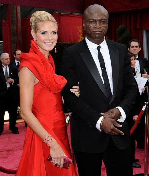 For heidi klum, contestants on 'agt: Heidi Klum, Ex Seal Agree She Can Travel With Kids for Work
