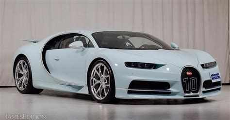 First used bugatti chiron in the uk costs $4.78m. One-Off Bugatti Chiron Vainqueur de Coeur For Sale At $3.95M