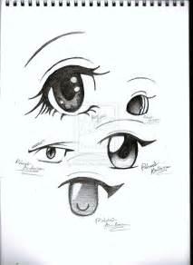 Drawing Anime Eyes