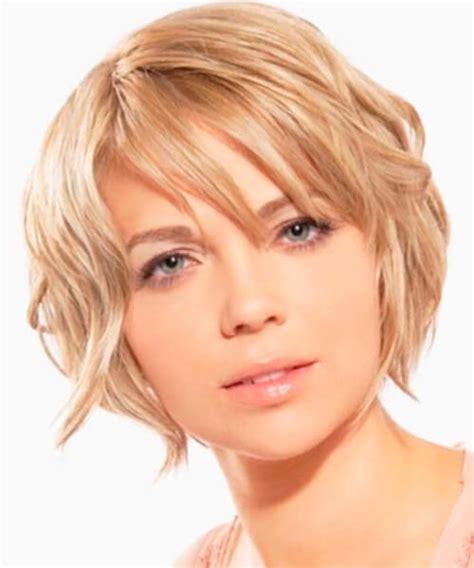 short haircuts  thick hair  oval faces haircuts