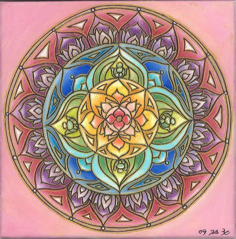 Mandala Art As Therapy  Levekunst Art Of Life