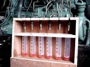 Dieseliste Pompe Injection : v rification des d bits d 39 une pompe injection 6 cylindres en ligne essai n 1 youtube ~ Gottalentnigeria.com Avis de Voitures
