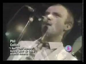 Phil Collins I Don't Care Anymore (Officiel Music Video ...