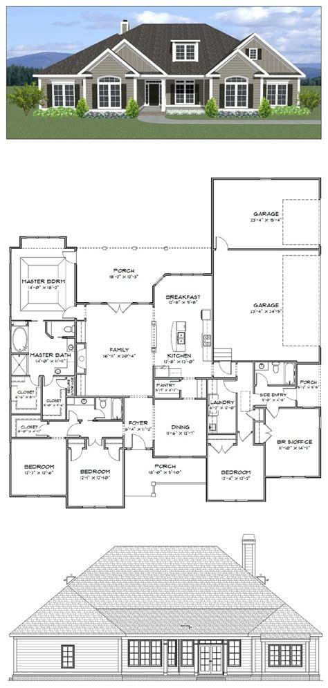 design house plans 5 bedroom bungalow design