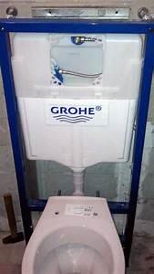 Pose Wc Suspendu Grohe : chasse d 39 eau wc suspendue questions r ponses plomberie ~ Dailycaller-alerts.com Idées de Décoration