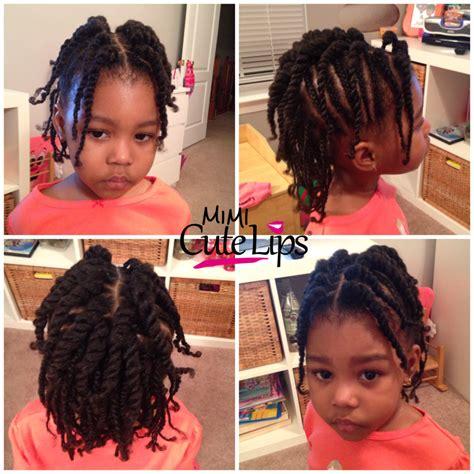 2 Strand Twist Hairstyles