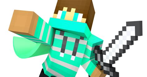 Descargar Template Render Minecraft Profesional by Professional Minecraft Render