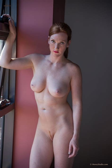 Busty Redhead Amelia Shows You Her Nude Body Coed Cherry