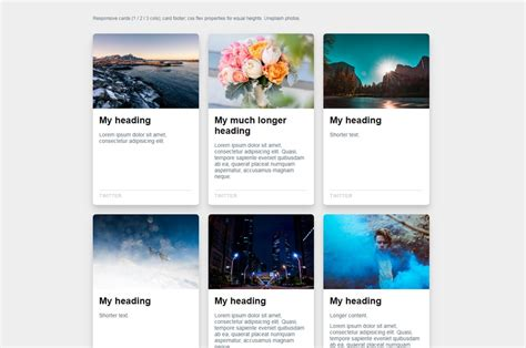 visually appealing css card design  engage users