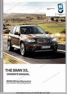 Bmw X5 Series 2013 Owners Manual