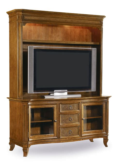 flat screen tv hutch the windward home entertainment console and hutch