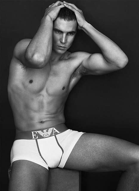 Sport Stars Gallery Rafael Nadal Models For Armani