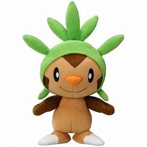 pokemon plush toys 18 inch chespin