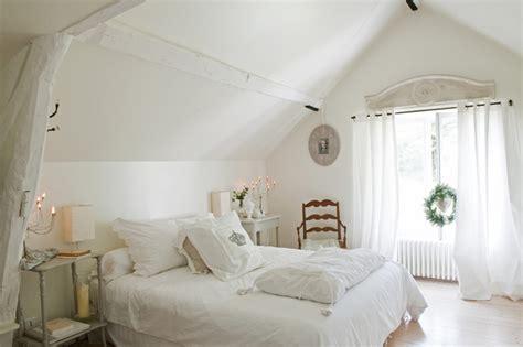 chambre parentale romantique maison de cagne au design romantique en