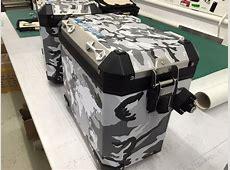 Aufkleber für Koffer bmw r1200 gs Adventure LC