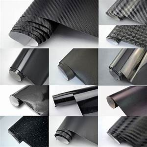 Folie Schwarz Matt : 20 m auto folie schwarz 3d 4d 5d carbon folie glanz ~ Jslefanu.com Haus und Dekorationen