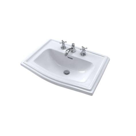 shop  toto clayton  rimming lavatory sink