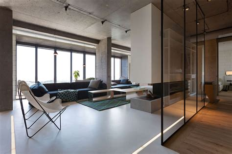Loft Ideas by A Quot Smart Quot Penthouse In Kiev Is The Pad