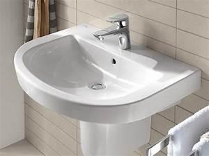 Waschbecken Villeroy Boch : lavabo rotondo in ceramica subway 2 0 lavabo rotondo villeroy boch ~ Frokenaadalensverden.com Haus und Dekorationen