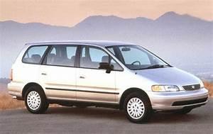 Used 1996 Honda Odyssey Pricing