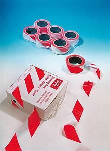 Ruban De Balisage : dmc produits de la categorie ruban de chantier ~ Edinachiropracticcenter.com Idées de Décoration
