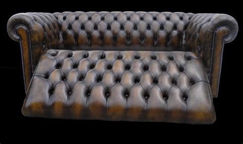 canapé chesterfield convertible 2 places canapé chesterfield convertible cuir 20170914153950