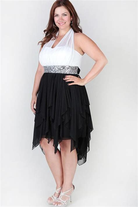 Basic Rules For Selecting Plus Size Cocktail Dresses