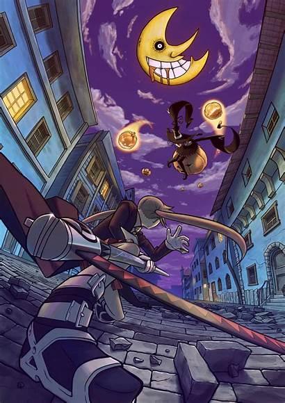 Soul Eater Blair Mobile Zerochan Anime Enix
