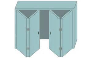 mobile home interior door folding cupboard door gear architectural ironmongery sds