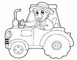 Coloring Tractor Pages John Plow Printable Snow Deere Drawing Colouring Wagon Simple Tractors Cartoon Farm Books Google Sheets Line Farmall sketch template