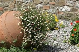 decoration jardin avec pierre With decorer son jardin avec des galets 13 de la pierre reconstituee et du gravier pour une terrasse
