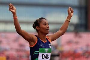 Hima Das chosen by Assam Chief Minister as the state's ...