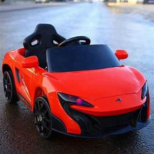 Mini 6v Mclaren Electric Kids Ride On Car With Remote