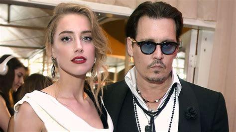 Johnny Depp Accusa L'ex-moglie Amber Heard Di Essersi