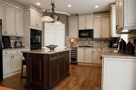 creative cabinets  faux finishes llc traditional kitchen atlanta  creative