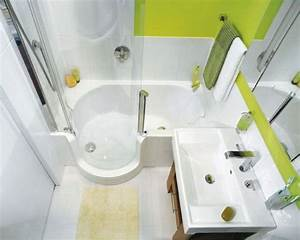 Kleine Badezimmer Neu Gestalten : kleine b der gestalten beispiele kleine badezimmer bad ~ Watch28wear.com Haus und Dekorationen