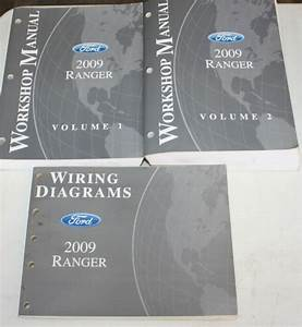 2009 Ford Ranger Service Manual  U0026 Wiring Diagram