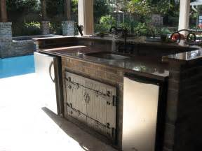 outdoor kitchen sinks ideas outdoor kitchens orlando free estimates 407 947 7737 outdoor transformations