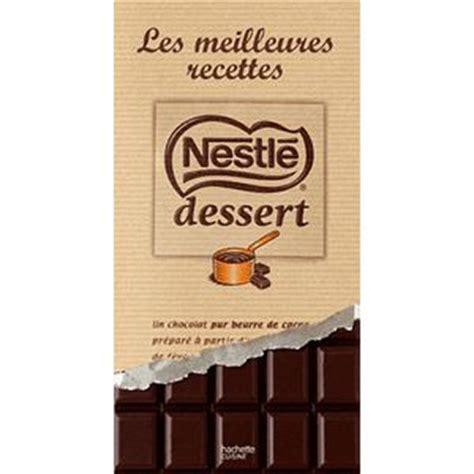 chocolat noir nestle dessert comparez vos chocolats